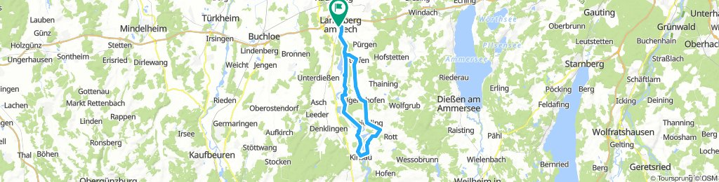 48-M-v2 - Landsberg am Lech entlang-Apfeldorf-Vilgertshofen-LL