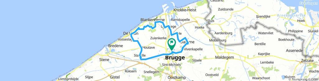 Brügge /de Haan / Brügge