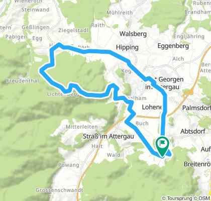 Kronberg-Lichtenberg-Kronberg