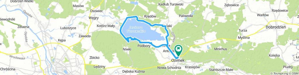 Trzy Jeziora Turawskie