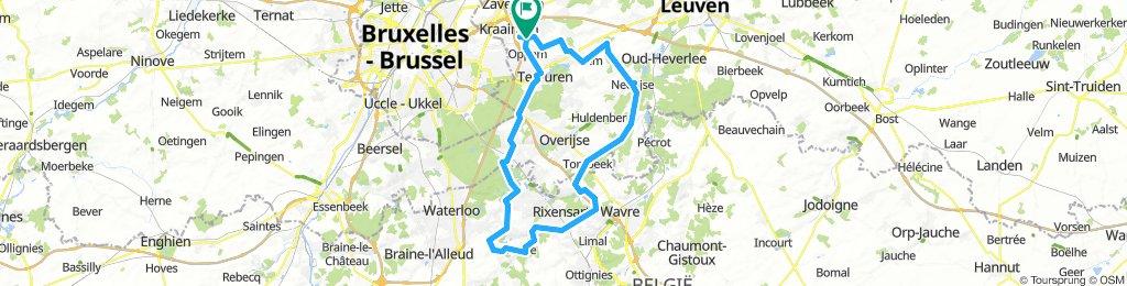 Lasne Route