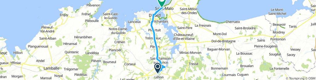 Dinan St Malo