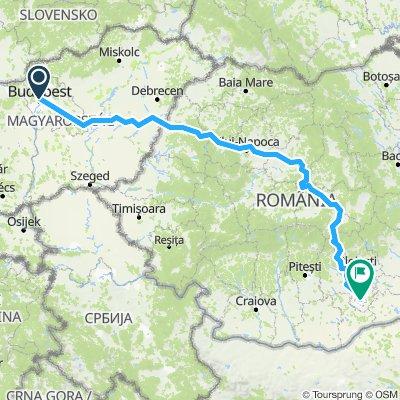 Budapest to Bucharest (T,P,D Lash Round 4)