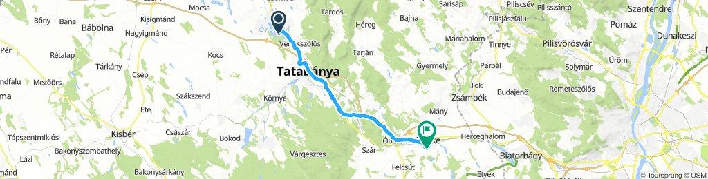 Tata - Bicske