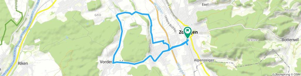 Long Sonntag Course In Zofingen