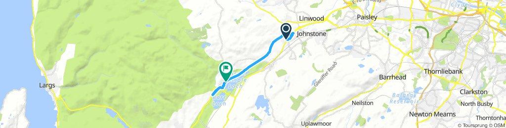 Steady Thursday Course In Johnstone