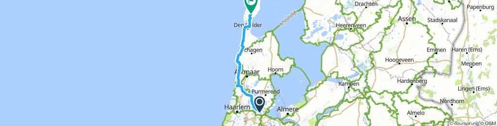 texel road trip