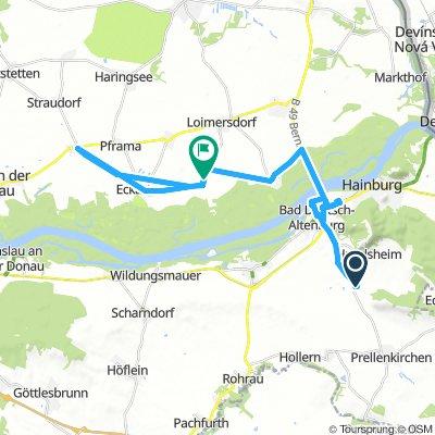 Steady Sonntag Ride In Hundsheim