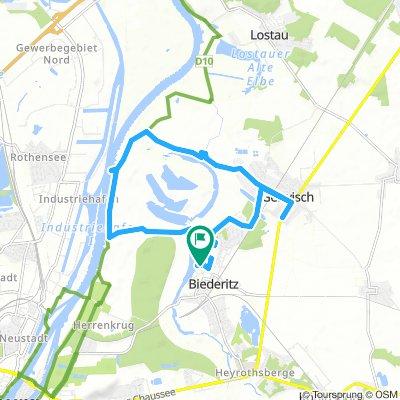 Slow Sonntag Track In Biederitz