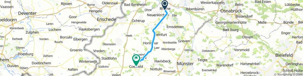 Rheine-Coesfeld