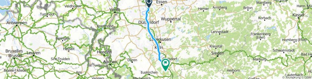 Duisburg-Bonn