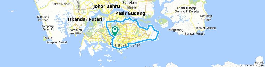 Singapore Long East Loop