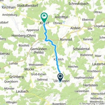 Ulrichstein Richtung K