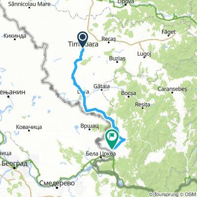 Europa Tour cz.2 4 Timisoara - Nicolint