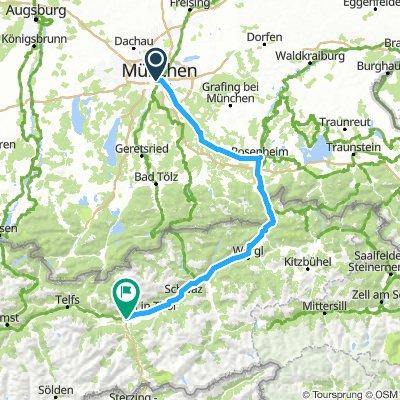 München Innsbruck