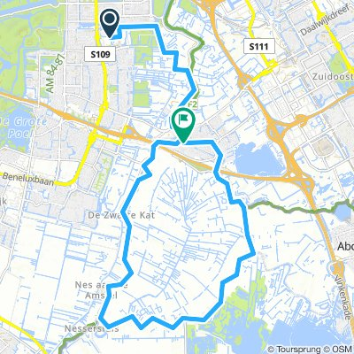 Ronde Hoep vanuit Uilenstede