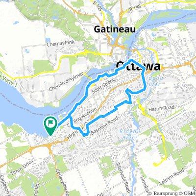 Ottawa River/Canal Bike Path Ride