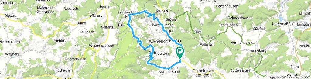 Nordheim-Heimatblick-Schwarzes Moor-Silbersee-Hillenberg