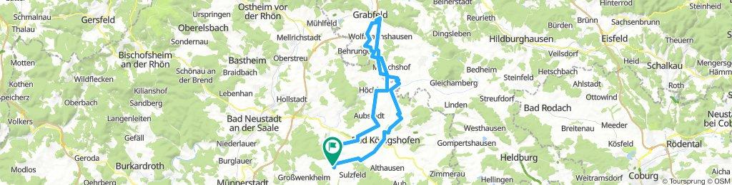 Großbardorf-Queienfeld