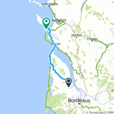 Lisbon to Paris - Day 15