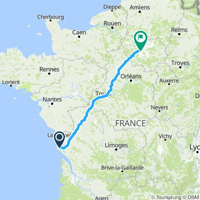Lisbon to Paris Part 3
