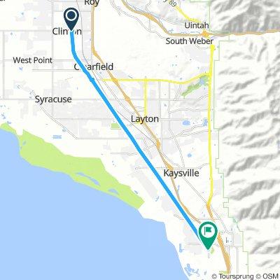 Rail Trail Aug 5