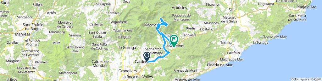 20180730 Cardedeu-Turó de l'Home-Sant Celoni