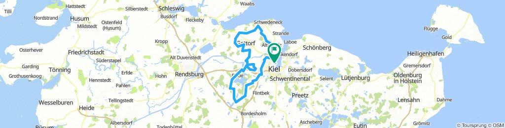105 um Kiel