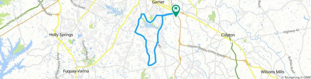 Garner loop