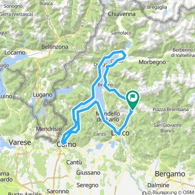 Barzio Camp - Ride #2 B