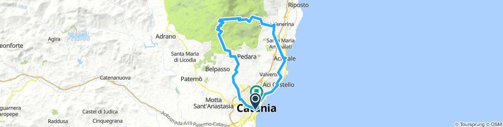 Etna Rifugio Sapienza