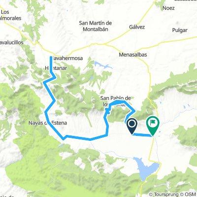 Montes de Toledo +2000 m Desnivel