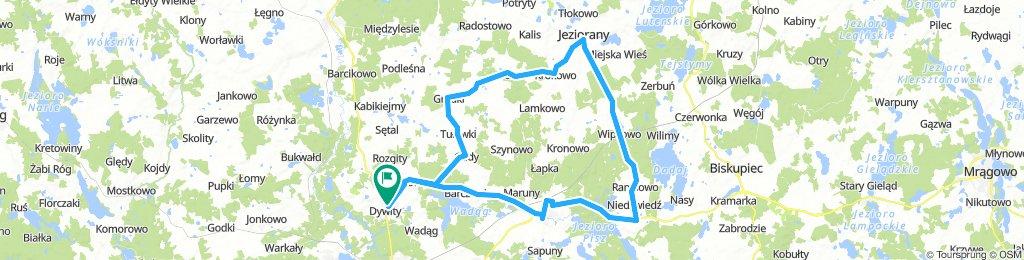 Warnija 2018 - 76,9 km