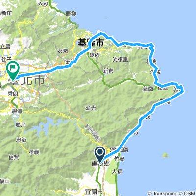 Cycling Taiwan Day 10 Jiaoxi - Temple