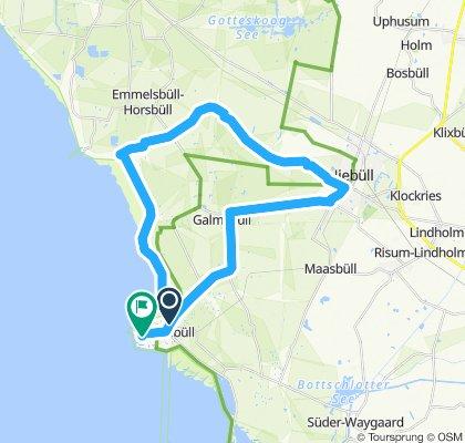 Long Mittwoch Track In Dagebüll
