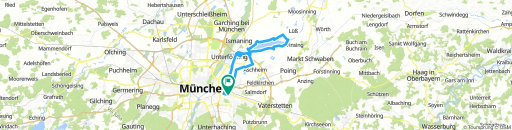 Finsinger Weiher 46km
