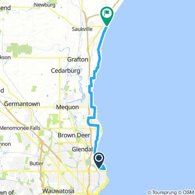 Port Washington Route
