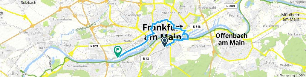 Frankfurt Rundtour