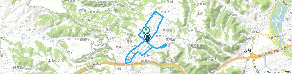 Linkou Downtown Route