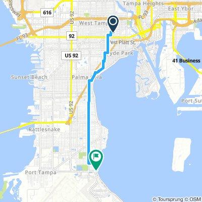 Commute BM Proposed