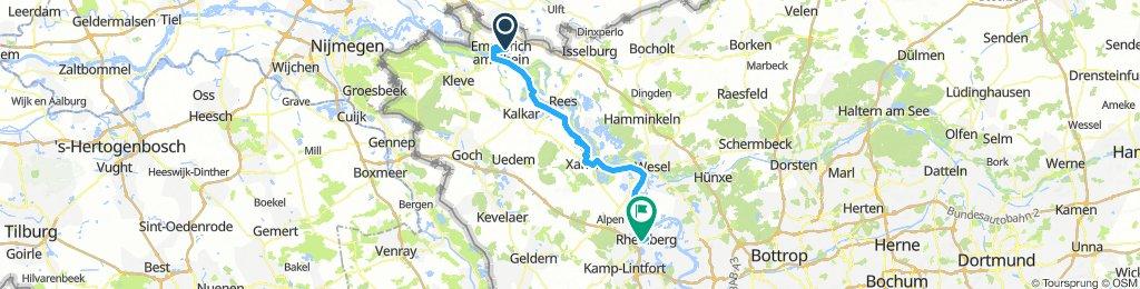 Emmerich vs. Rheinberg