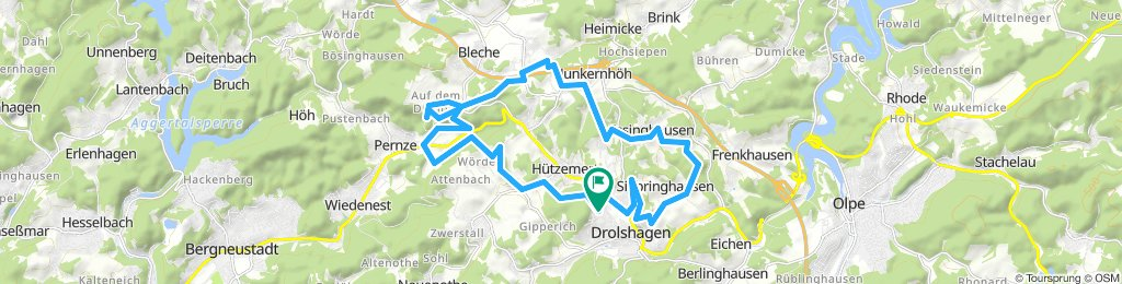 Hützemert Essinghausen MTB