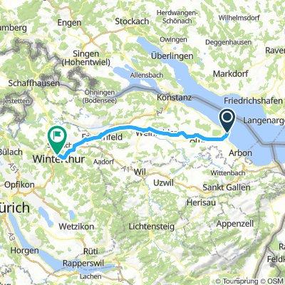Romannshorn Winterthur