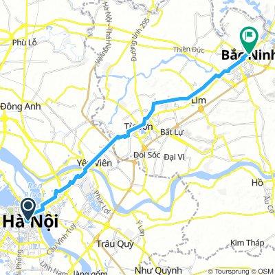 Hanoi - Bac Ninh