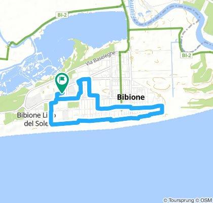 Easy Freitag Course - Bibione