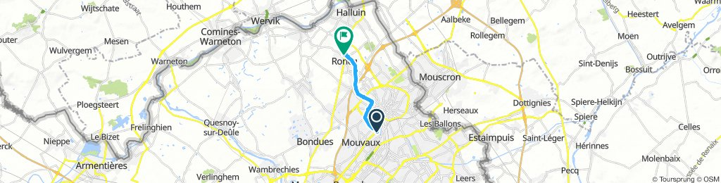 Extensive Vendredi Track In Tourcoing