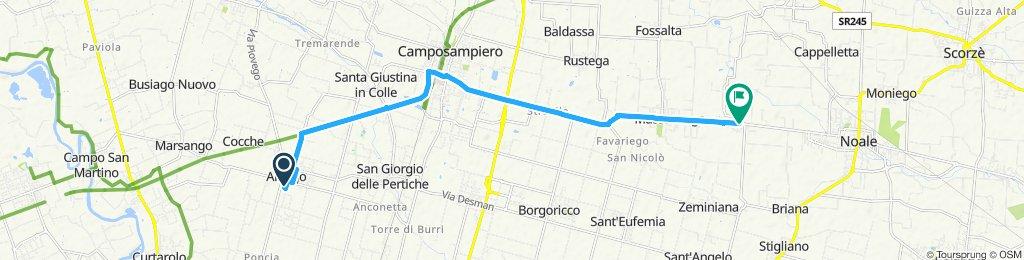 Arsego - San Dono