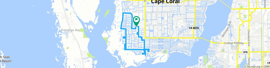 Cape Harbor - South