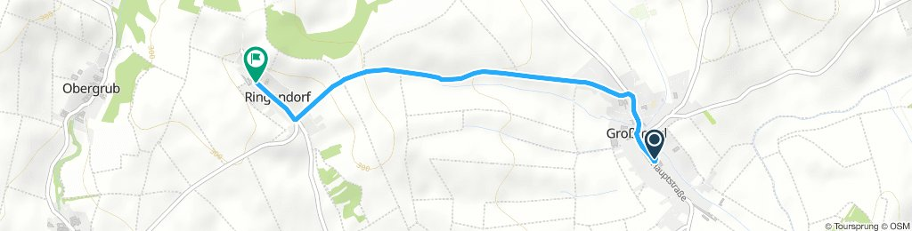 Steady Samstag Route In Großmugl