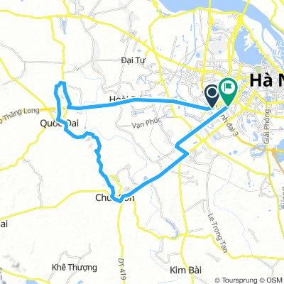 TTHNQGVN -Chua Thay- DT419- Chc Son- Ha Noi